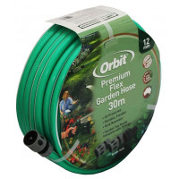 Orbit Premium Garden Hose 12mm x 30m Fitted