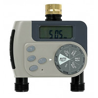 2 Outlet Buddy Hose Tap Timer